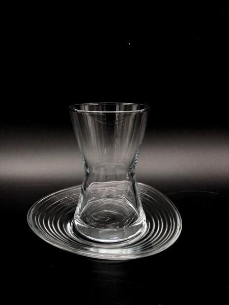 Lav Derin Teeglas-Set