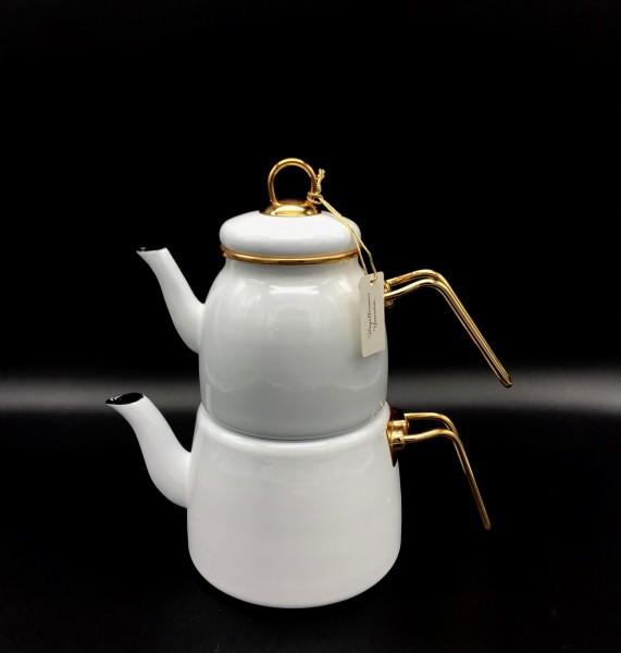 Paci Elite Class Teekanne (weiss)