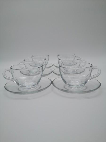 Pasabahce Basic Tassen Set