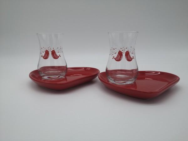 LAV Serenat Tee Glas Set